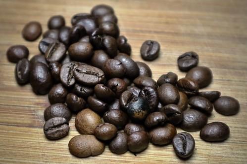 Coffee beans / Kávészemek