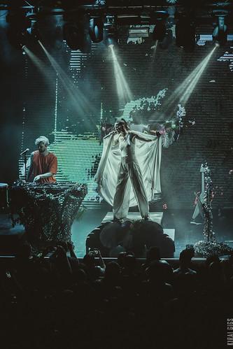 Sofi Tukker - Live at Atlas, Kyiv [24.03.2019]