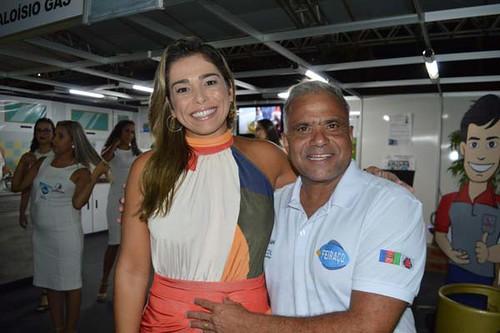 Aline e Nardyelo Rocha