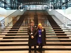 Maite Ortiz y JM Erauskin en el TJUE, 25/2/2019