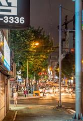 Seoul South Korea Street photography