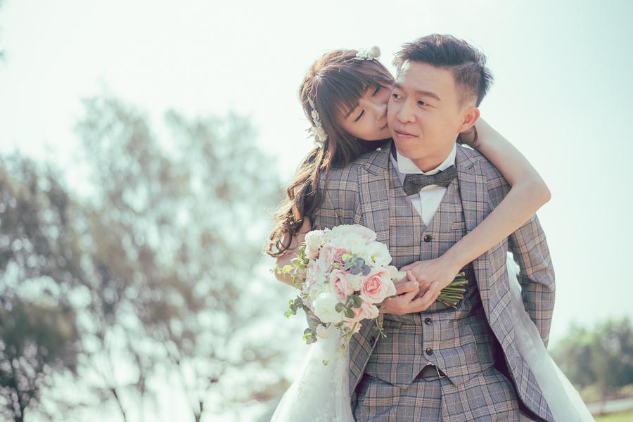 [台南自助婚紗] H&Z/范特囍手工婚紗