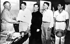 Guam Leaders and Gov. Larsen