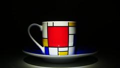 Tasse Mondrian