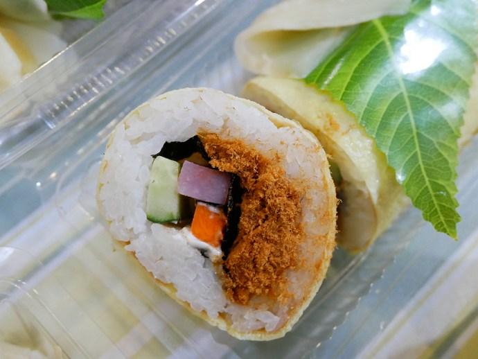 [新北美食]阿婆壽司 鶯歌旅遊必吃人氣排隊名店~24小時美味不間斷的平價美食 @VIVIYU小世界