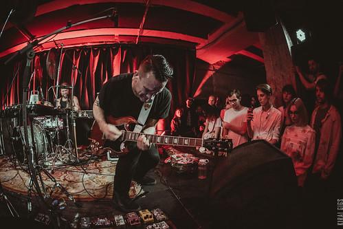 Xiu Xiu - Live at Closer, Kyiv [08.04.2019]