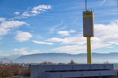 CERN Water Tower, Saleve
