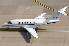 Private I Cessna 650 I HA-JEP I LHBP
