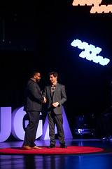 Alton Standifer and Evan White @ TEDxUGA 2019: Amplify