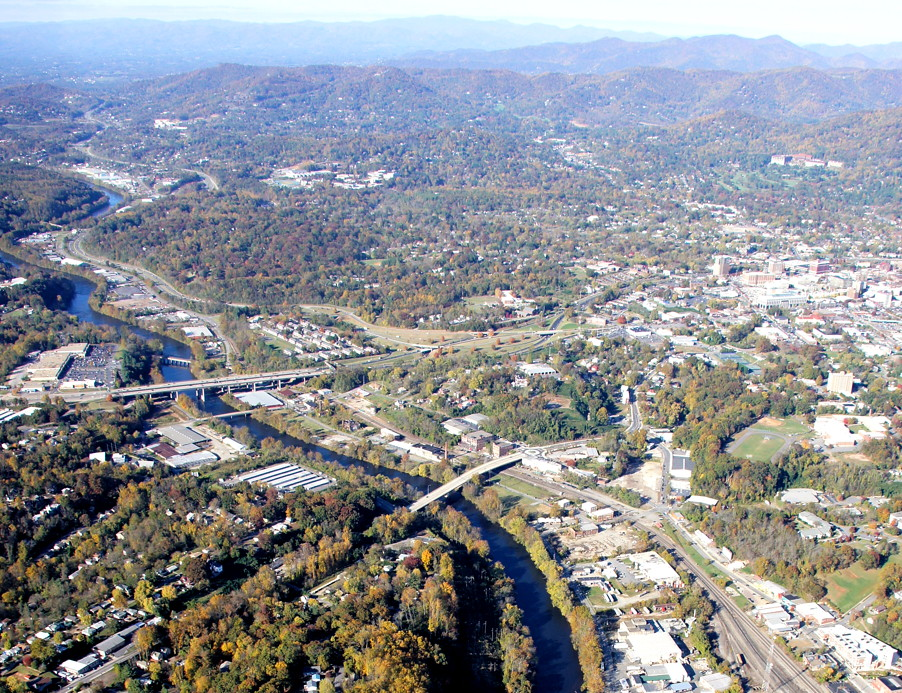 french broad and river arts district