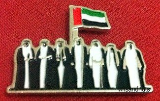 Spirit of the Union pin #UAE40