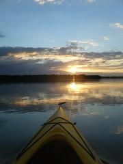 Winter Solstice Sunrise Paddle-20