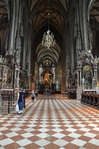 Interior Catedral de San Esteban