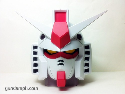 BIG RX-78-2 Gundam Head Coin Bank 30th Anniversary Edition 7-11 (25)