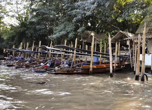 Floating market - Bangkok (1 of 66)