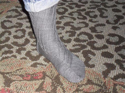 Slide socks