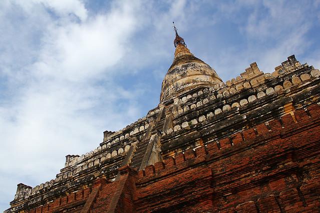 Shwesandaw Paya, Bagan