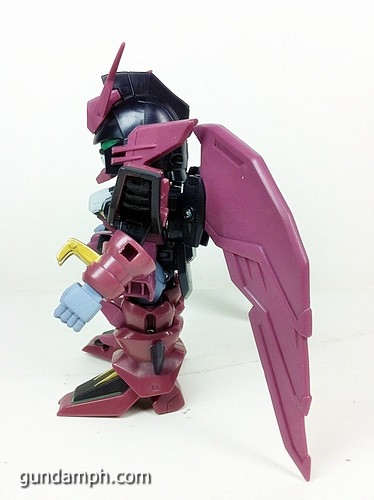 SD Gundam Online Capsule Fighter EPYON Toy Figure Unboxing Review (16)