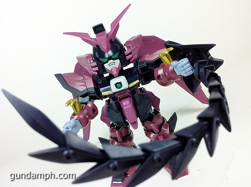 SD Gundam Online Capsule Fighter EPYON Toy Figure Unboxing Review (19)