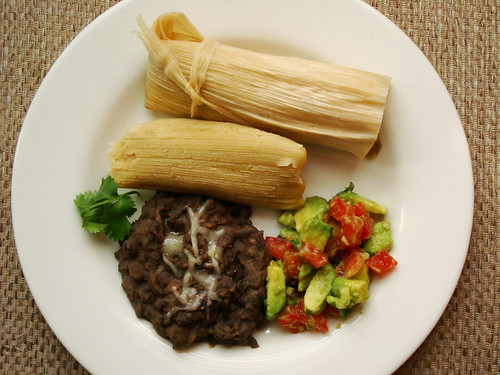 Green Chile & Monterrey Jack Tamales