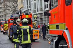 Brennender Gaszähler Frauenlobstr. Mainz 20.01.12