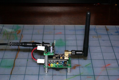Wireless Sensor Node With Power
