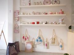 Bags and teapots, Cupcakes With Love, Tanjong Katong Road