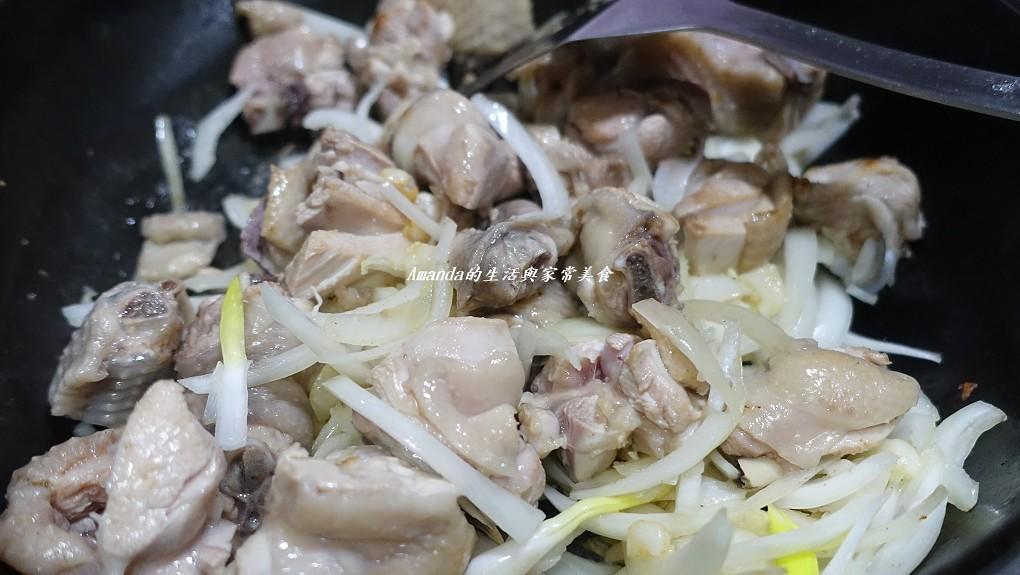 蠔油煮香雞 (5)