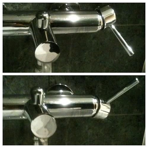 Agua caliente vs agua fría by rutroncal