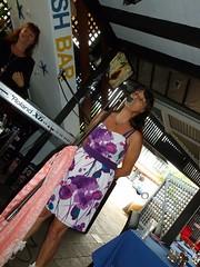 Sal singing