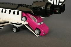 8638 Spy Jet Escape Siddeley 9