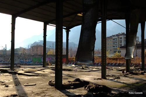 Edificio abbandonato