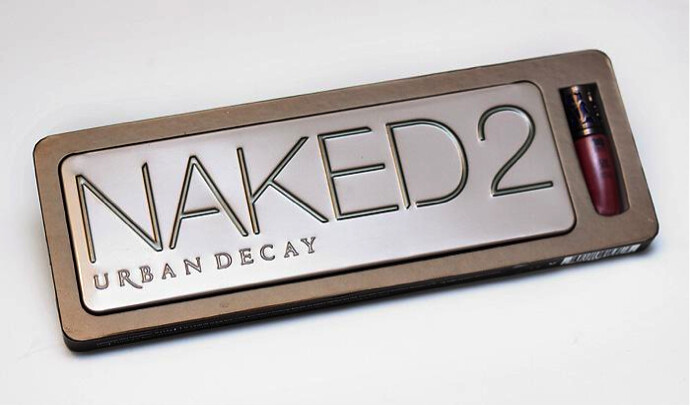 Beauty Bit: Urban Decay's Naked2 Palette