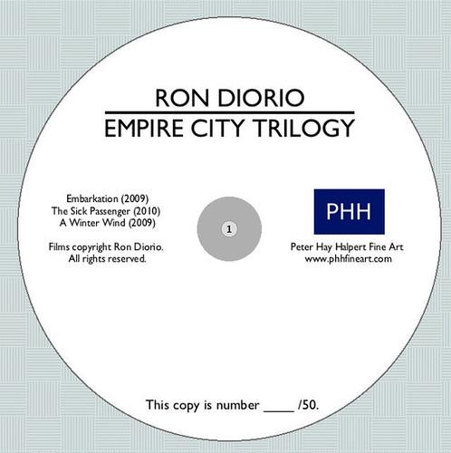 Empire City DVD