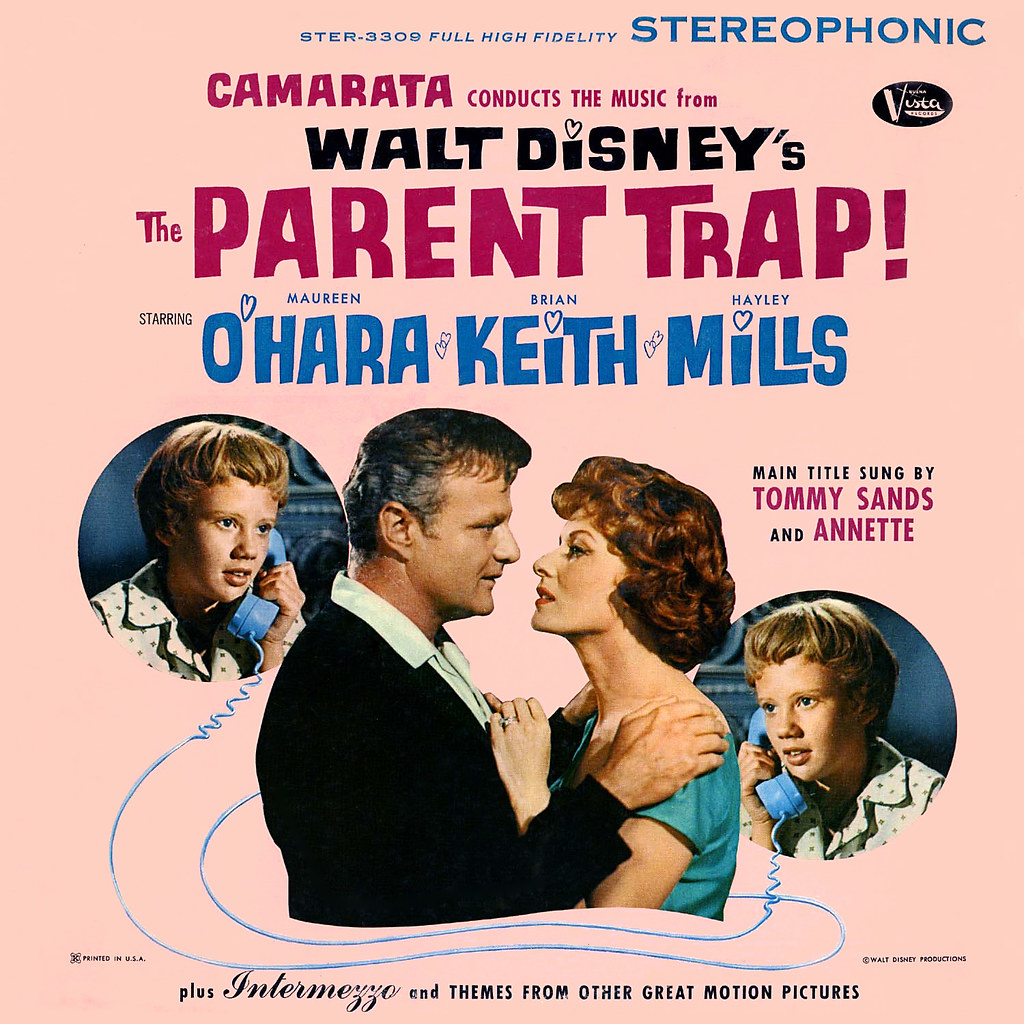 Tutti Camarata - The Parent Trap!