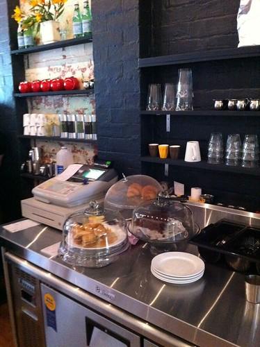 interior, nikta espresso bar, leura