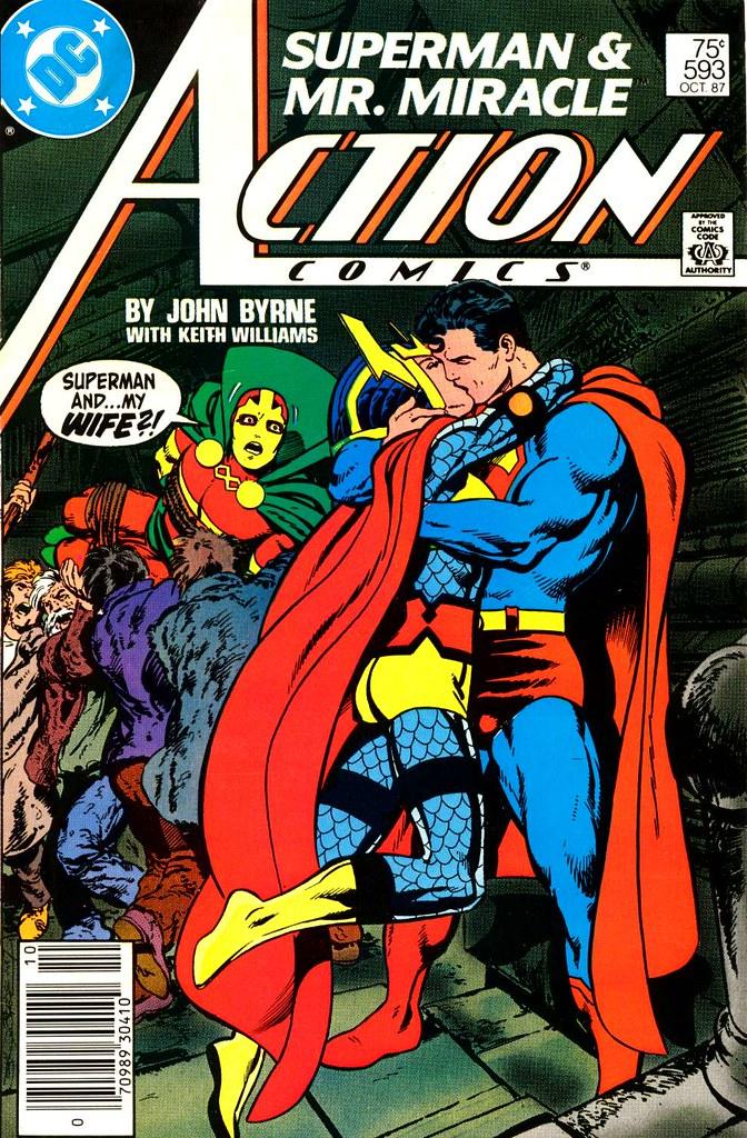 Action Comics 593