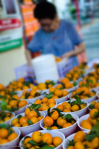 Orange Season is here... by Scholesville