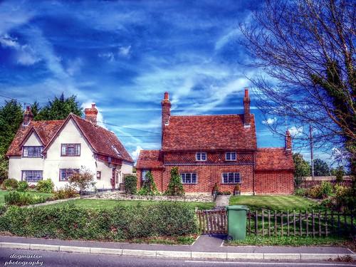 Near Castle Hedingham
