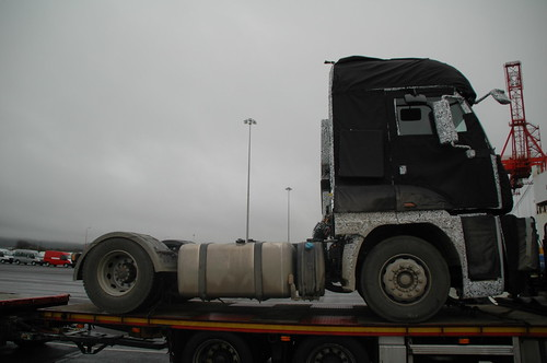 Turkish Ford Cargo