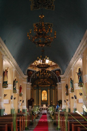 Jaro Cathedral Interior