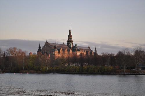 2011.11.10.316 - STOCKHOLM - Strandvägen - Nordiska museet