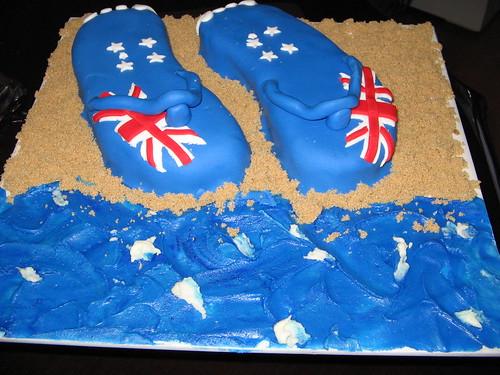 my australia day cake by zoyainc_1969
