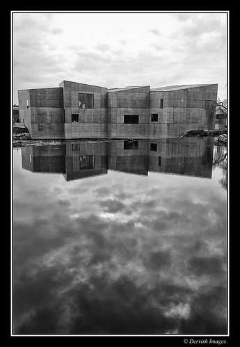 Hepworth Reflections 1 by Dervish Images