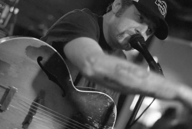bad machine tour: scott h. biram