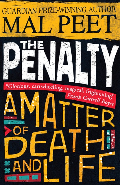 Mal Peet, The Penalty