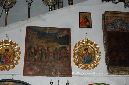 Church of the Nativity Paintings