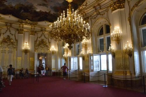 Interior Schönbrunn