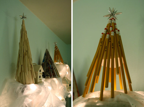 Repurposed Material Trees