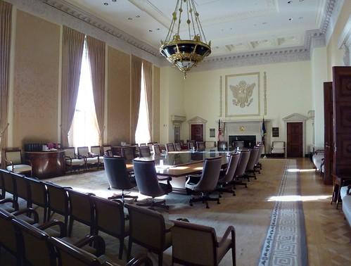 Federal Reserve Board Boardroom 1a